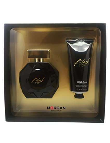 Morgan Black by Morgan estuche Perfume/crema para cuerpo ...