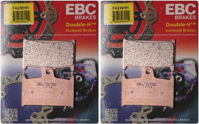 NEW EBC FA236HH Double-H Sintered Brake Pads