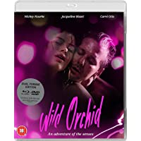 Wild Orchid (1989) Dual Format (Blu-ray & DVD) Import