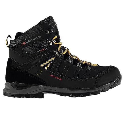 Mens Hot Rock Weathertite Extreme Waterproof Trekking Walking Boots
