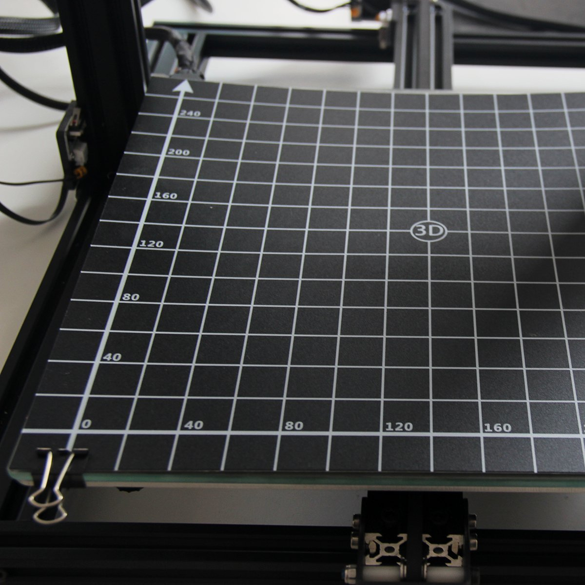 Amazon.com: Wisamic 3D Printing Build Surface Heat Bed ...