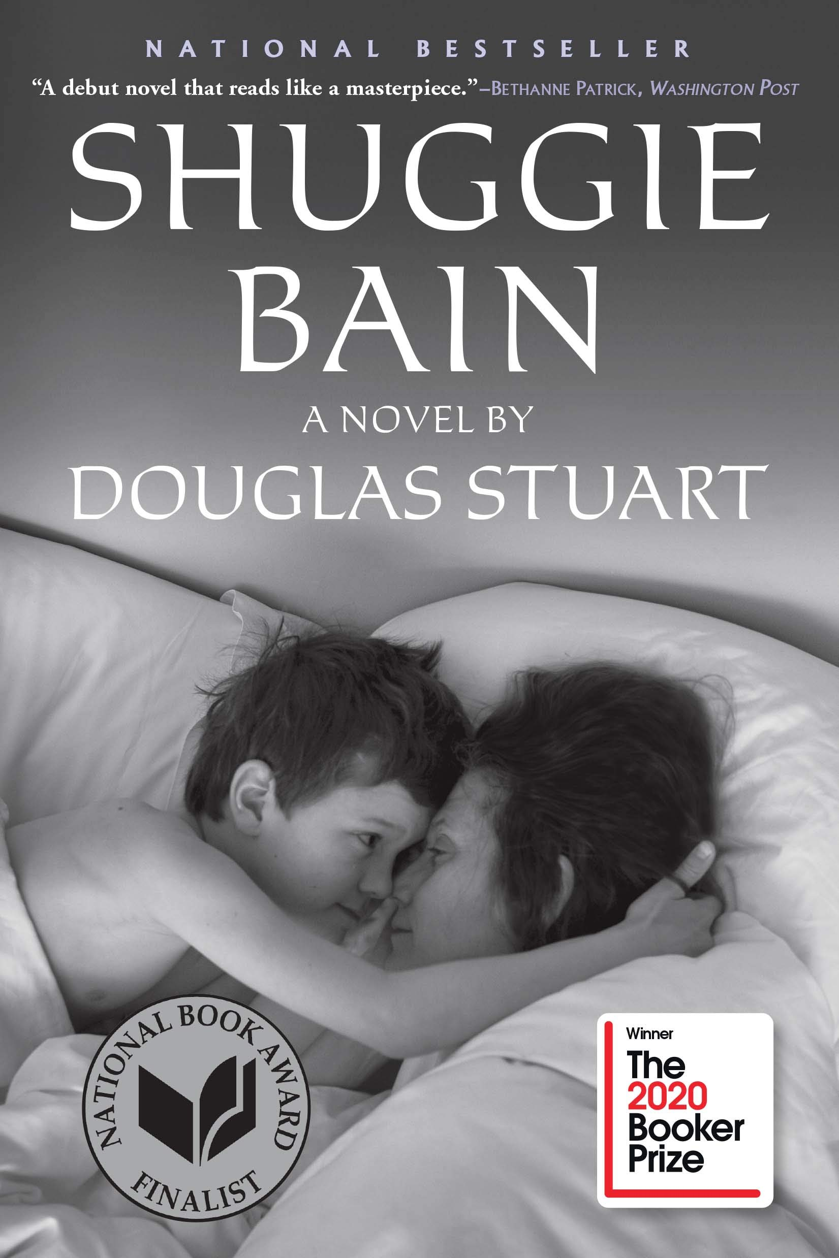 Shuggie Bain: A Novel: Stuart, Douglas: 9780802148049: Amazon.com: Books