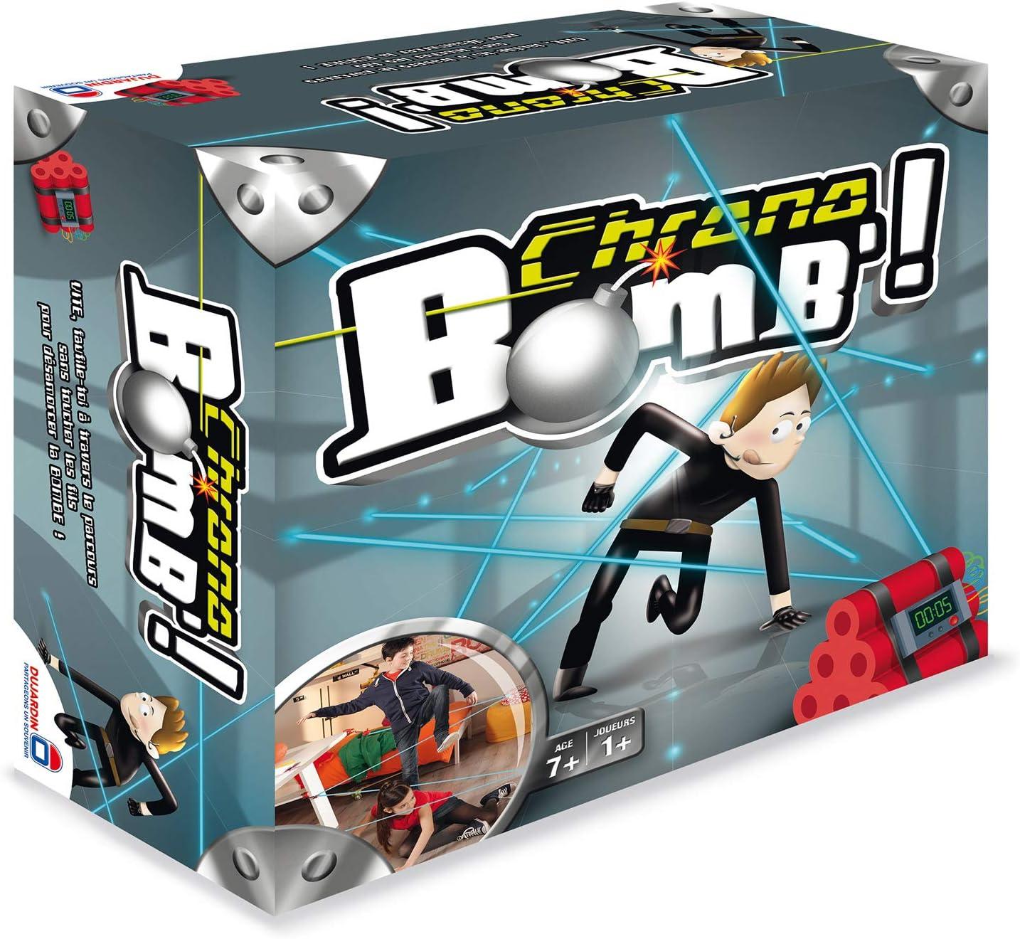 IMC Toys Chrono bomb - Juego de reflejos, mínimo 1 jugador: Amazon ...