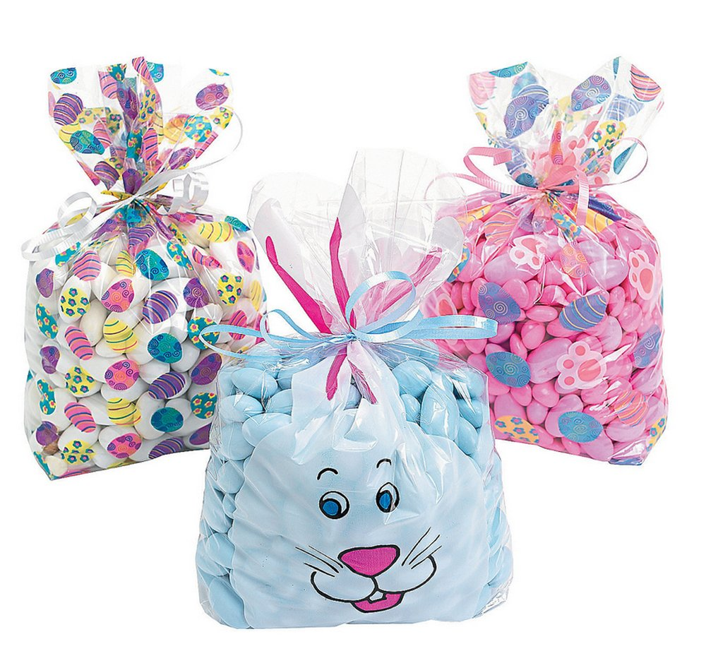 Amazon assorted easter bags 36 pack easter gift bags amazon assorted easter bags 36 pack easter gift bags toys games negle Image collections