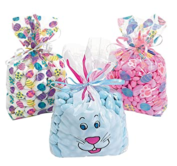 Amazon assorted easter bags 36 pack easter gift bags assorted easter bags 36 pack easter gift bags negle Gallery