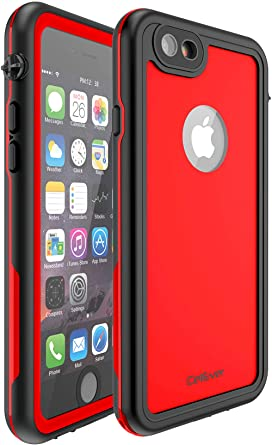 Amazon.com: CellEver - Carcasa impermeable para iPhone 6 ...