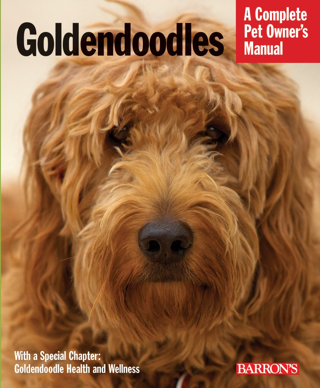 Goldendoodles Complete Pet Owners Manual product image