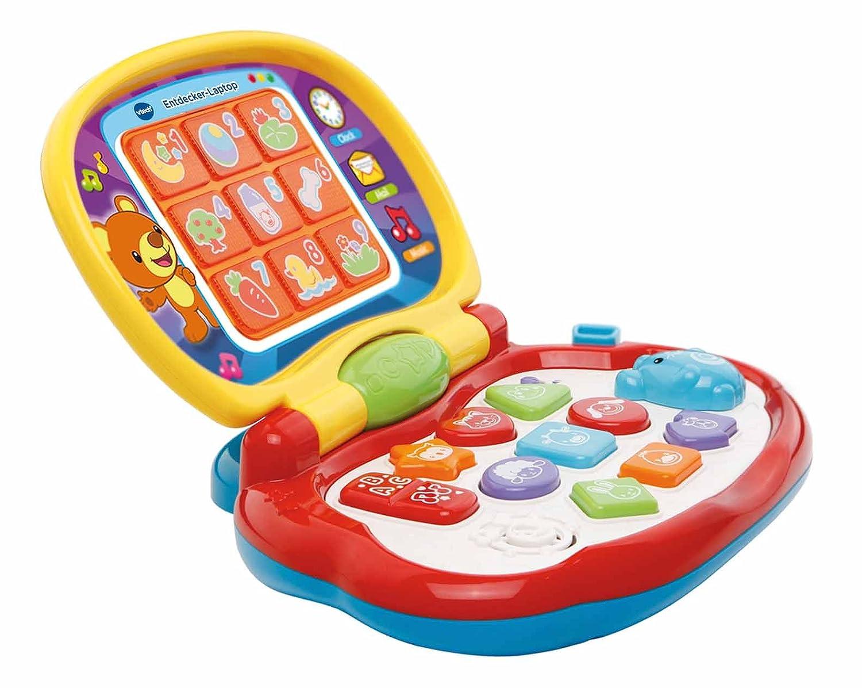 Vtech Baby 80-191204 - Entdecker Laptop: Amazon.de: Spielzeug