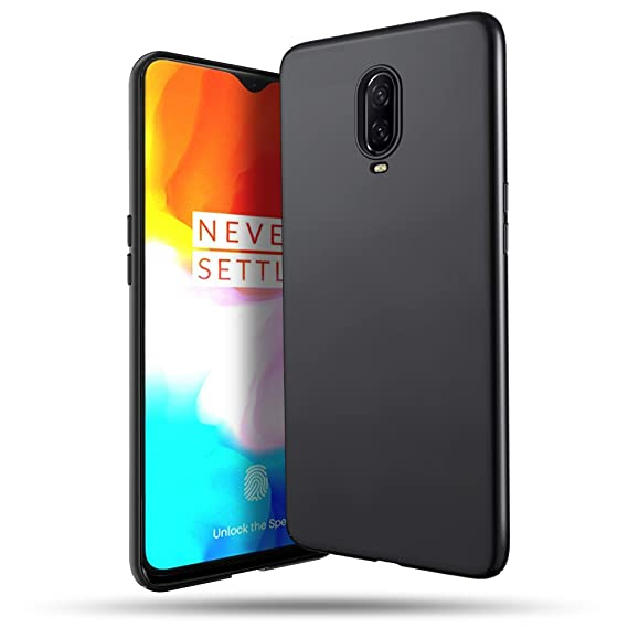 online retailer 5cb11 22bc1 OnePlus 6T Case, B BELK Ultra Thin Simple Stylish Anti-Scratch Protective  PC Hard Cover Matte Smooth Coating OnePlus 6T - Space Black