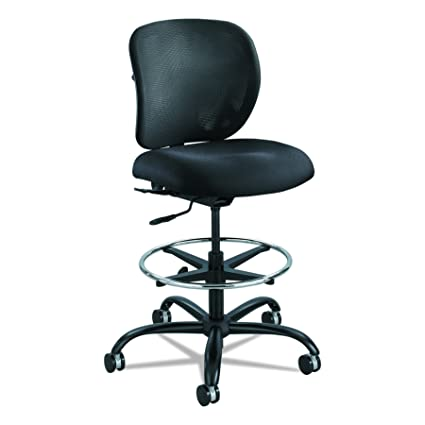 amazon com safco products 3394bl vue heavy duty stool optional
