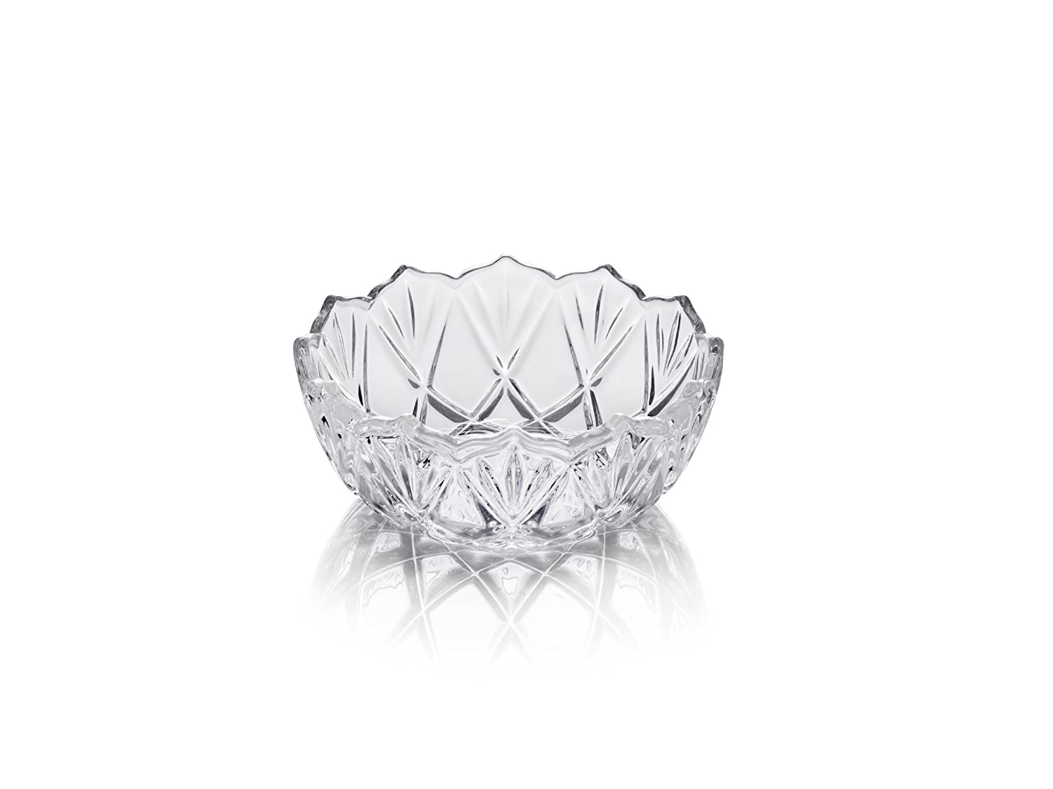 Mikasa Saturn Candy Dish, 6 6 Lifetime Brands 5152844