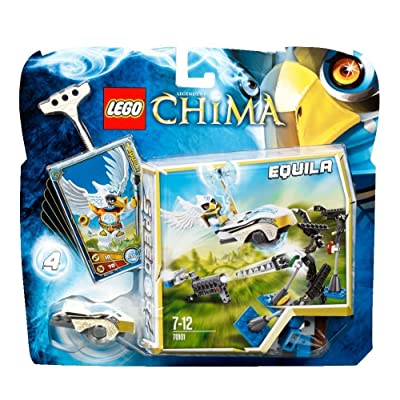 DISCO - #70101 LEGO CHIMA TARGET PRACTICE: Toys & Games