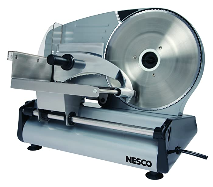 Nesco FS-250 Food Slicer Review