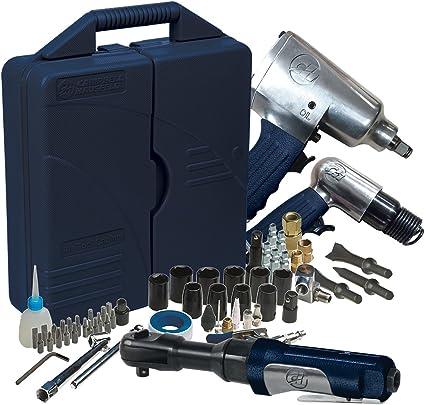 Power & Hand Tools Power Tools Campbell Hausfeld 62 Piece Air Tool ...