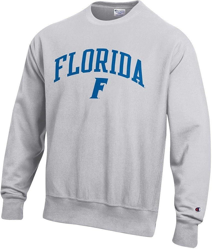 Elite Fan Shop NCAA Mens Crewneck Charcoal Gray Sweatshirt