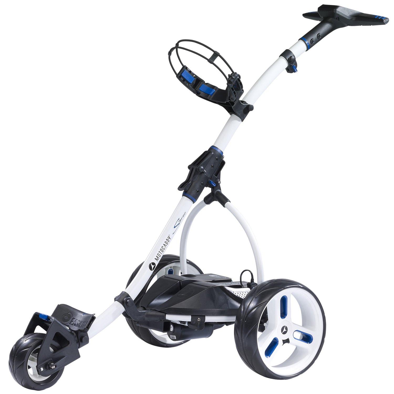 Motocaddy S3 Pro Carrito de golf eléctrico - Blanco ...