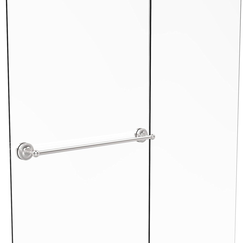 Allied Brass WP-41-SM-18-VB Waverly Place Collection 18 Inch Shower Door Towel Bar Venetian Bronze