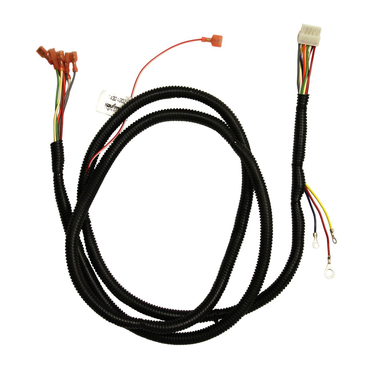 Ezgo Pds Rocker Switch Wiring Diagram 2008 Txt Diagrams 74324g02 Wire Control Harness With For Pdsamazon Com