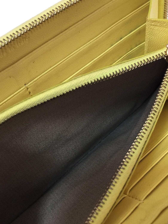 62cbe3aa4543 Amazon.co.jp: (セリーヌ)CELINE 長財布 ホリゾンタルカバ イエロー×グレー 【中古】: 服&ファッション小物