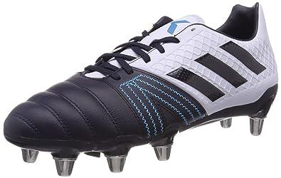 c425fe1f75ac5d Amazon.com   adidas Kakari Elite SG Rugby Boots, Blue   Rugby