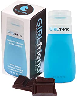 dfcf731cbbb Chocolate Flavor Girlfriend All Natural Personal Lubricant
