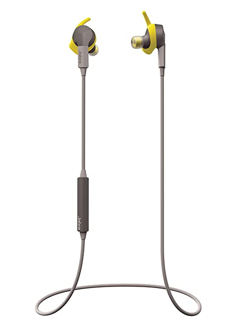 761277c9fc4 Jabra Sport Coach Bluetooth in-Ear Stereo Earbuds (Yellow): Buy ...