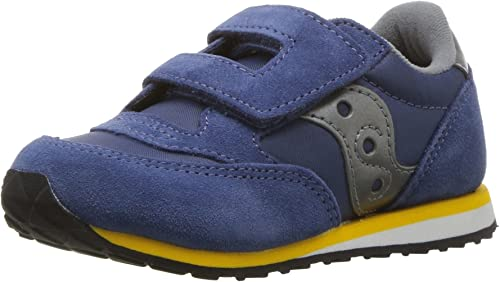1. Saucony Baby Jazz Hook-and-Loop Sneakers for Kids