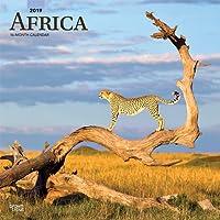 Africa 2019 Calendar