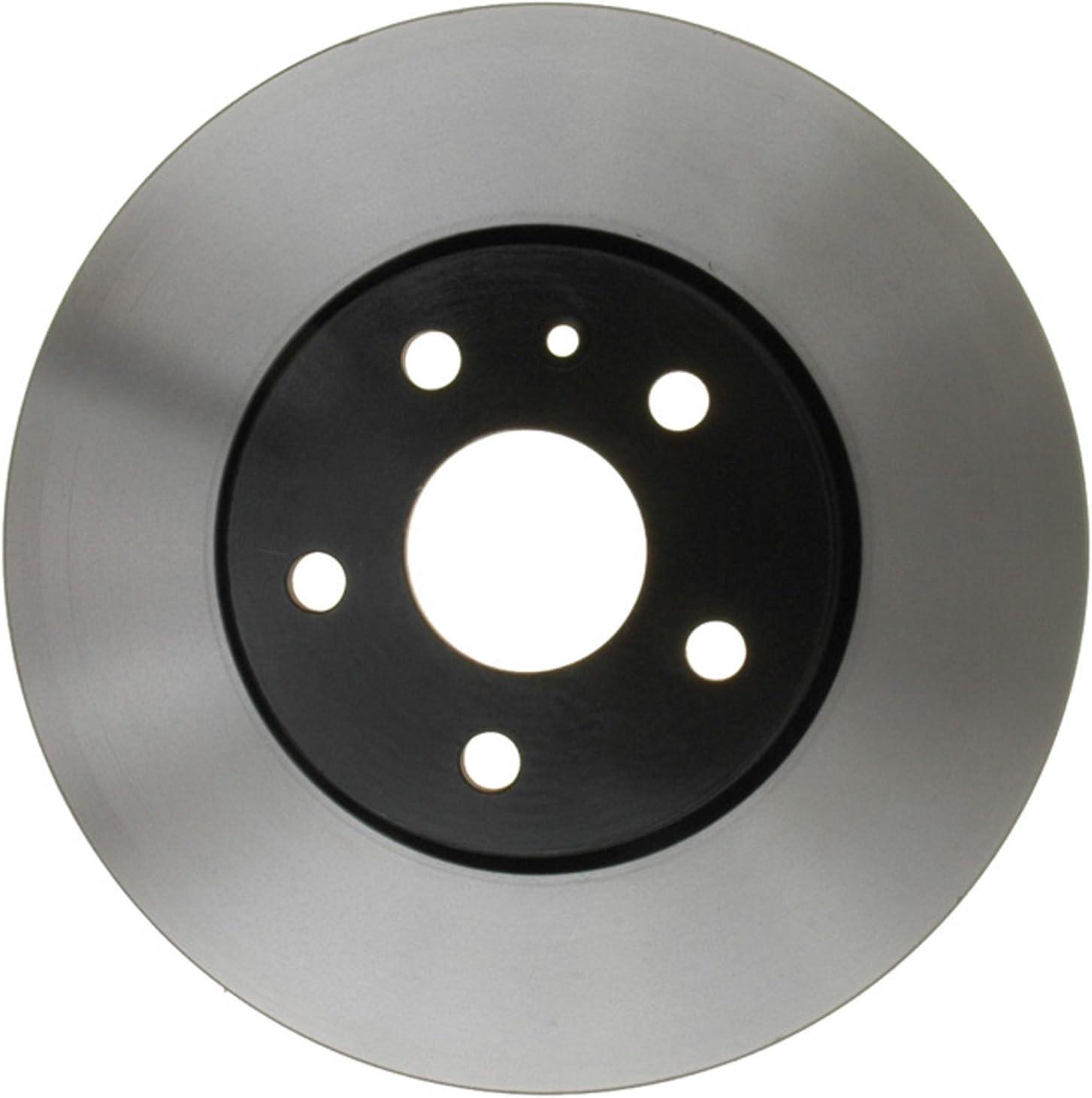 Disc Brake Rotor Rear ACDelco Pro Brakes 18A81999