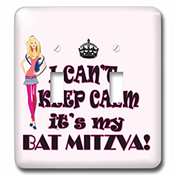 3drose Rinapiro Bat Mitzvah Quotes I Cant Keep Calm Its My Bat