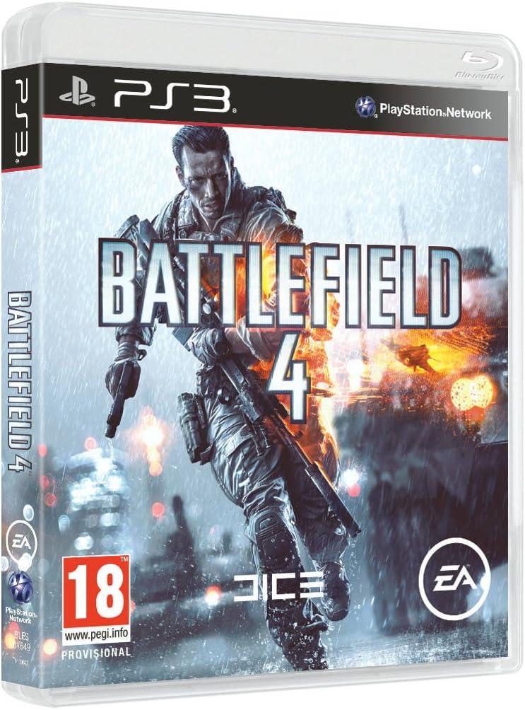 Battlefield 4 - Edición Reserva: Amazon.es: Videojuegos