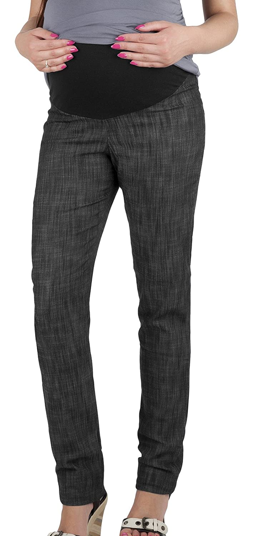 Jeans slim Denim Over Bump 3015 Mija Pantalon de maternit/é