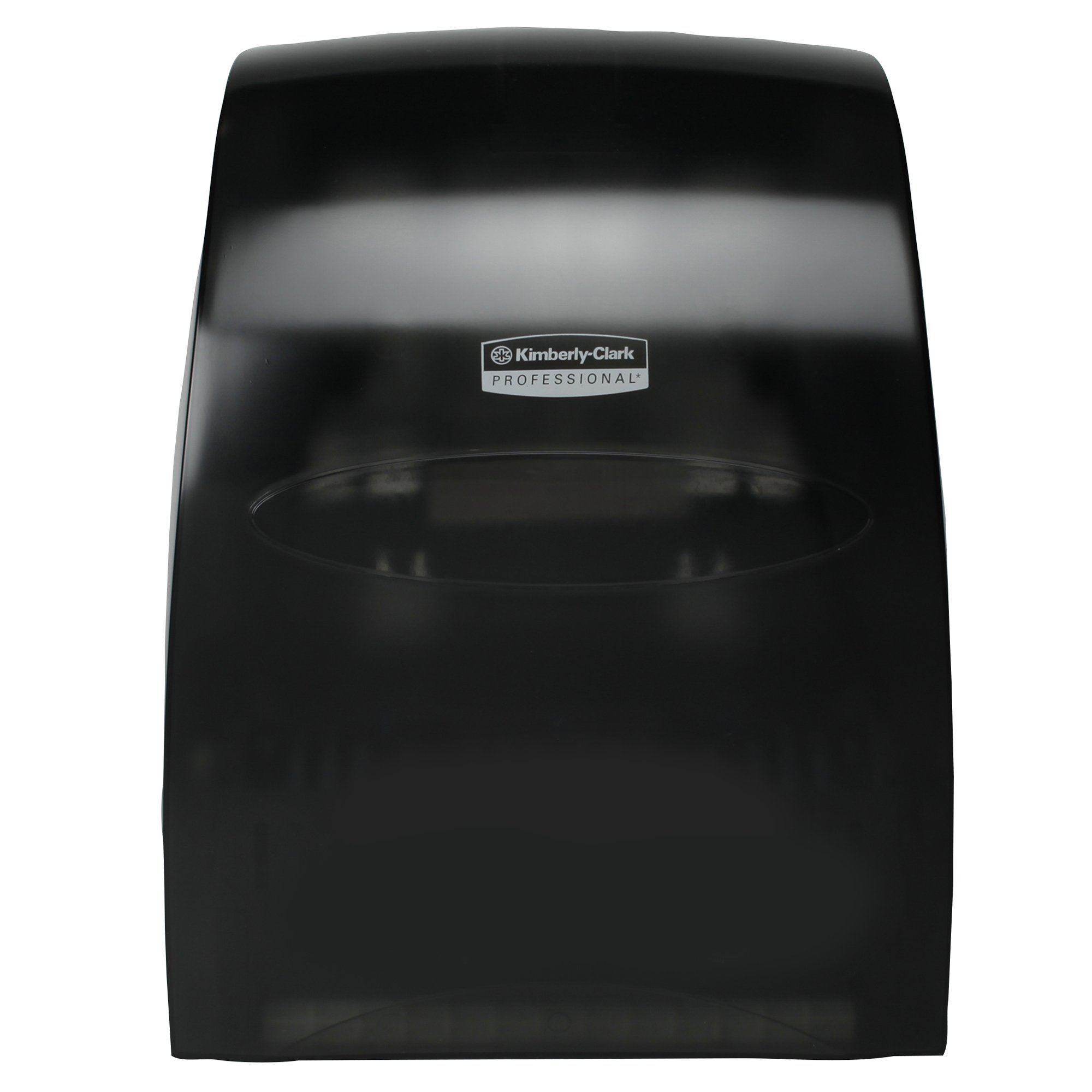Kimberly Clark Professional Automatic High Capacity Paper Towel Dispenser (09992), Touchless, Battery Powered, Black
