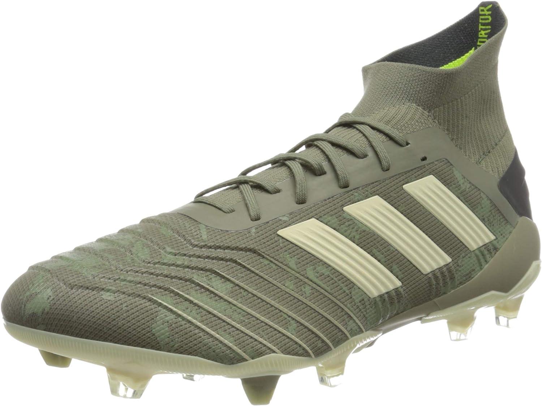 adidas Predator 19.1 FG, Zapatillas de Fútbol para Hombre