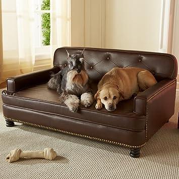 Amazon.com: Sofá para mascotas Enchanted Home Pet ...