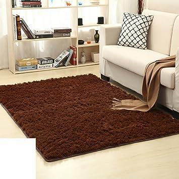 Living Room Volltonfarbe Teppich,Modern Schlafzimmer Teetisch Teppich  Wand An Wand Bedside Decke