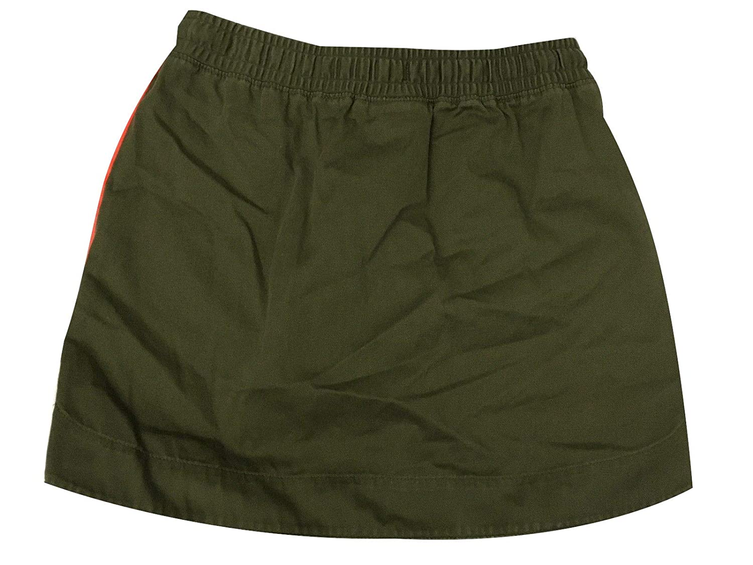 Girls Twill Skirt with Pockets Cat /& Jack Olive