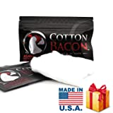 Cotton Bacon, 10 pcs Cotton Bacon Organic Muscle