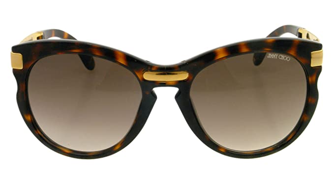 Amazon.com: Jimmy Choo – Gafas de sol, Color Lana/S/Marco ...