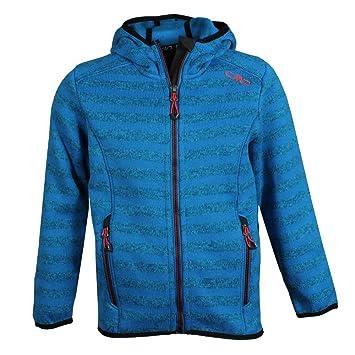 b3fe18f15e CMP Fleece Jacke Fix Hood - 164: Amazon.de: Sport & Freizeit