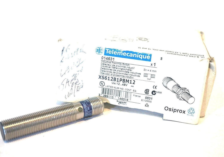 PNP, NC, 4mm Detection, Cylinder Shielded, Inductive Proximity Sensor: Electronic Component Proximity Sensors: Amazon.com: Industrial & Scientific