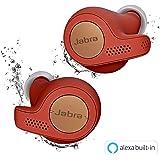 Jabra 完全ワイヤレスイヤホン Elite Active 65t コッパーレッド Alexa対応 BT5.0 マイク付 防塵防水IP56 2台同時接続 2年保証 北欧デザイン 【国内正規品】