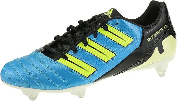 chaussures foot adidas jaune