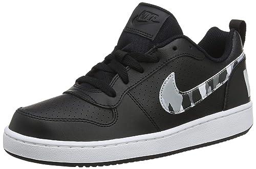 reputable site e9e06 b1492 Nike Court Borough Lo(GS), Scarpe da Ginnastica Basse Bambino: Amazon.it:  Scarpe e borse