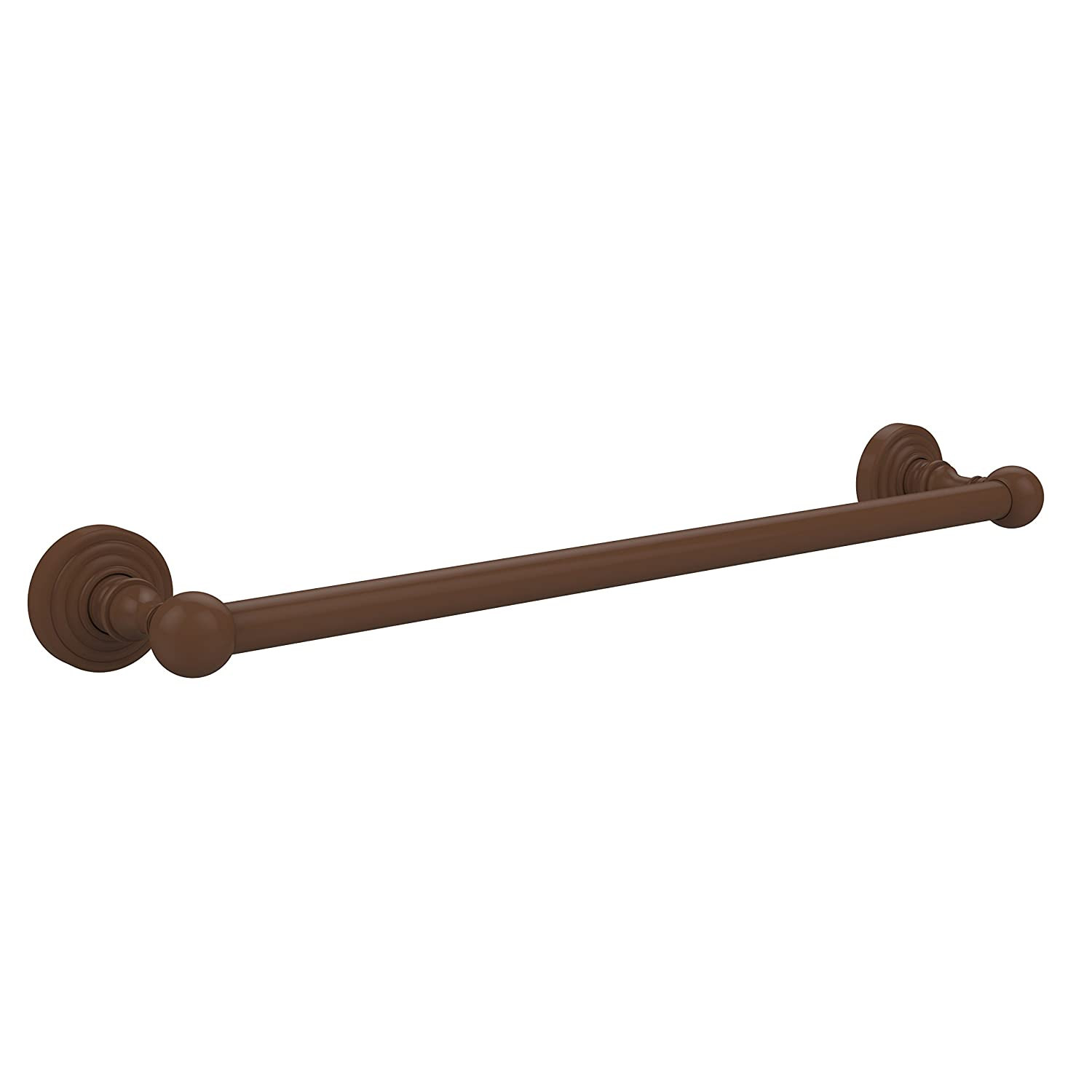 Allied Brass WP-41//30-PNI Waverly Place Collection 30 Inch Towel Bar Polished Nickel