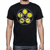Camiseta de Hombre The Big Bang Theory Sheldon Bazinga Penny Leonard 015