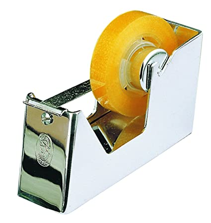 El Casco Chrome Tape Dispenser M-800CT