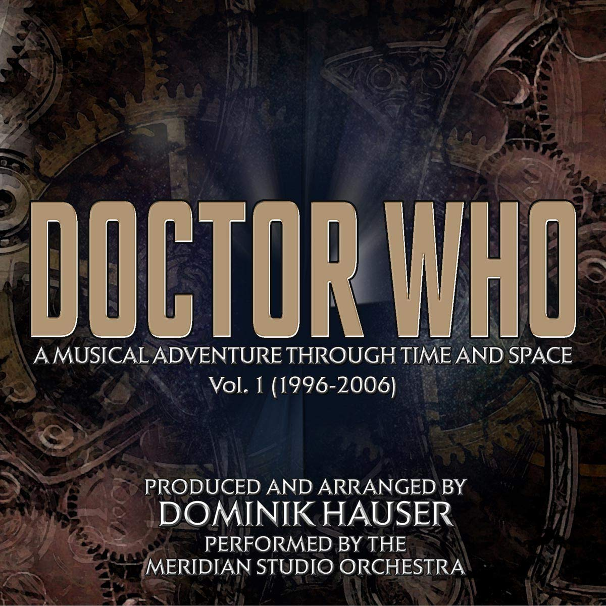 Doctor Who: A Year-end annual Under blast sales account Musical Adventure Through Space Time 1 Volume and