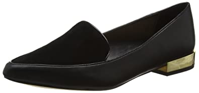 Abbatha, Moccasin Femme - Black (Black Synthetic) - 39 EU (6 UK)Aldo