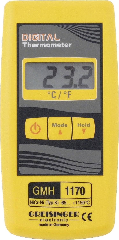 Greisinger Gmh 1170 Elektronik